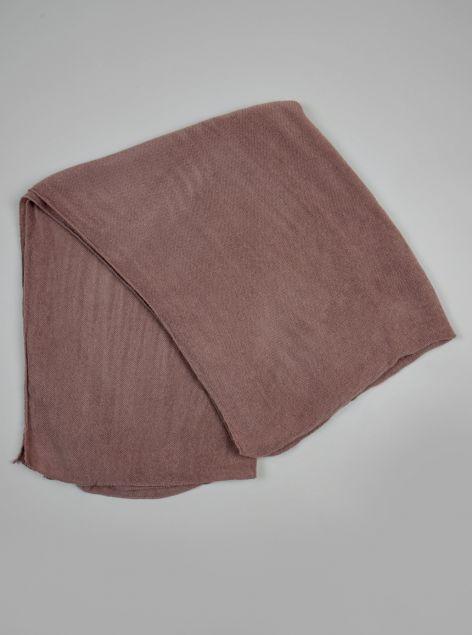 Sciarpa in tessuto leggero