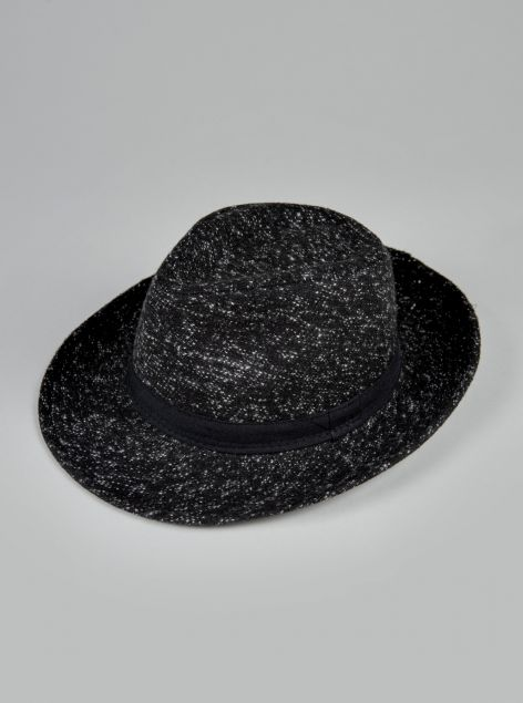 Cappello falda larga
