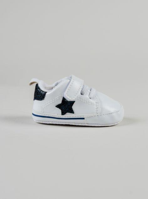 Sneakers con stella