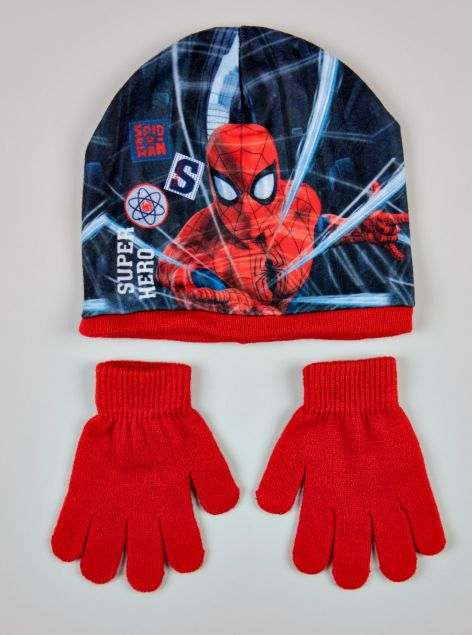 Set by Spiderman