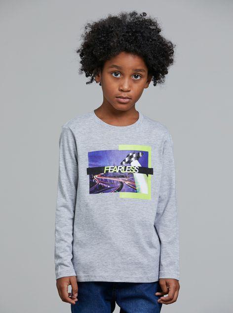 T-Shirt Fearless