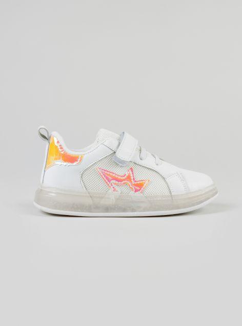 Sneakers con inserti