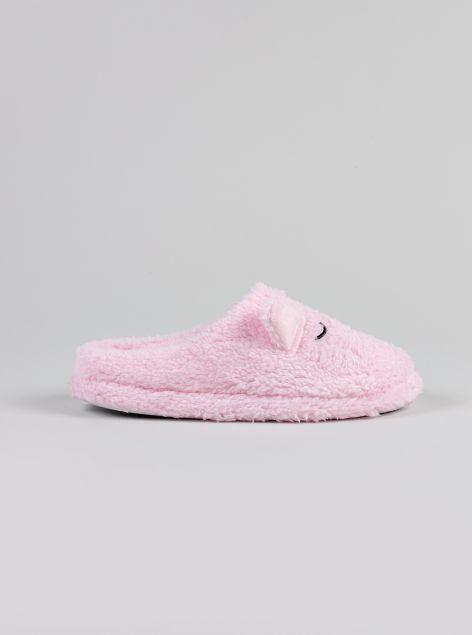Pantofola peluche