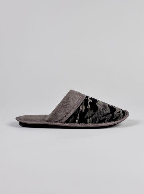 Pantofola camouflage