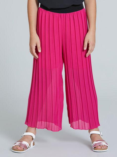Pantaloni coulotte