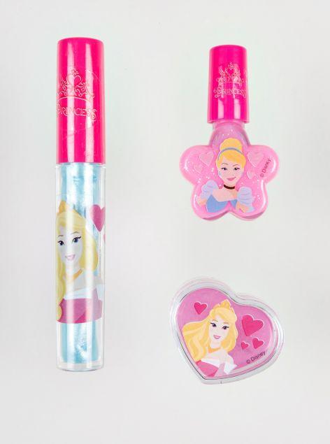Set lipgloss e smalto by Disney