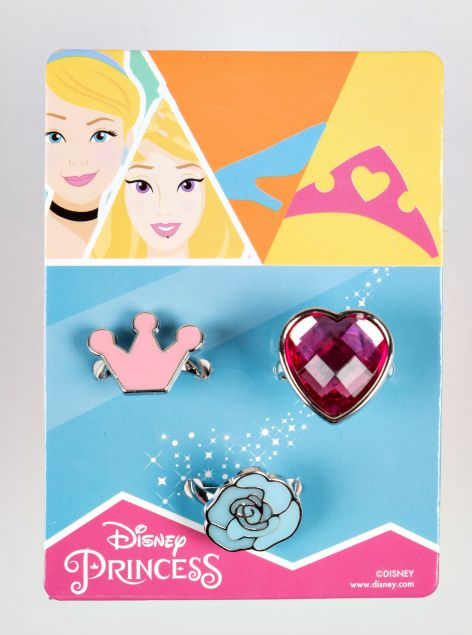 Set anelli principessa