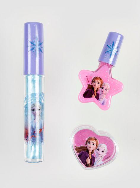 Lipgloss e smatlo Frozen