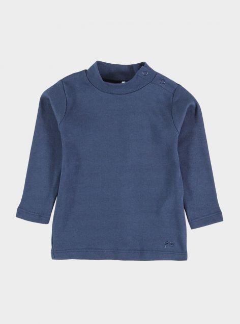 T-Shirt mezzo collo