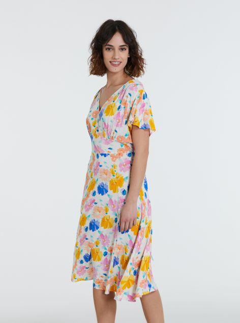 Vestito stampe floreali