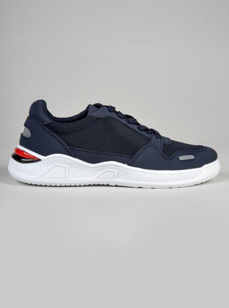 Sneaker materiali combinati