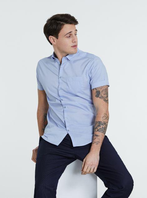 Camicia mezza manica