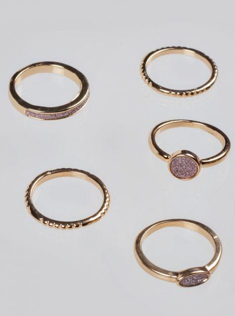 Set anelli con applicazioni