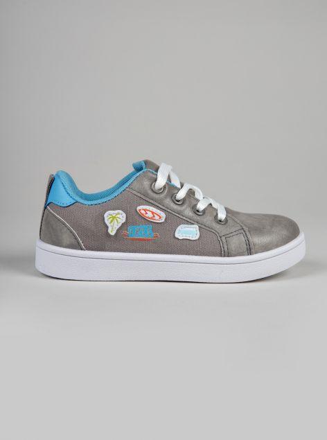 Sneaker in tela