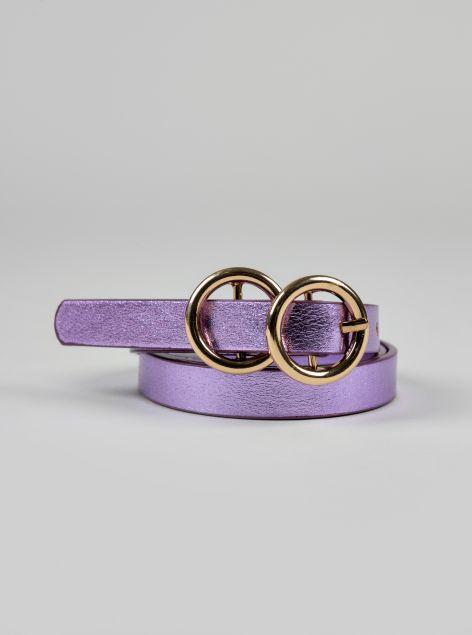 Cintura doppio occhiello