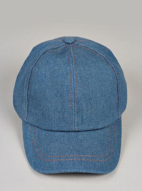 Cappello con visiera rigida