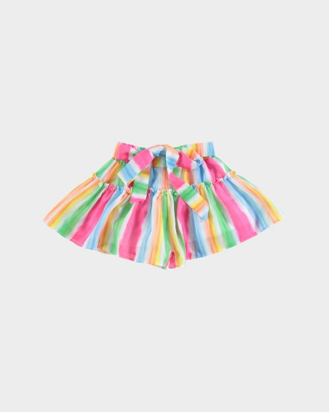 Shorts arcobaleno