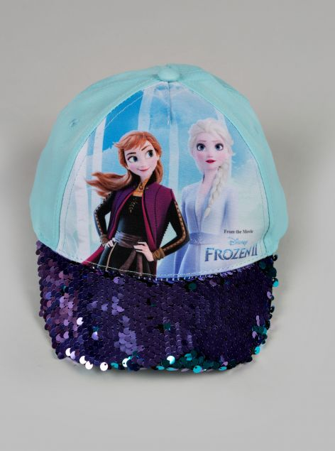 Cappello con visiera Frozen