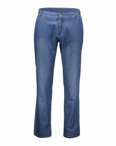 Pantaloni chino in denim