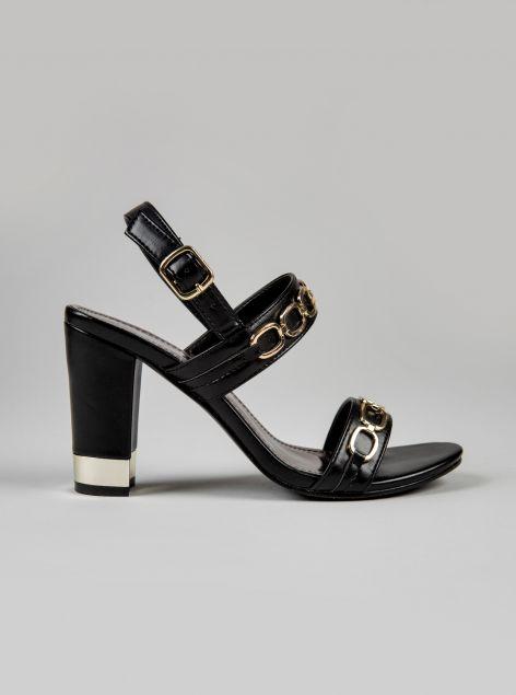 Sandalo ecopelle
