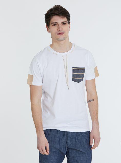 T-Shirt con corda