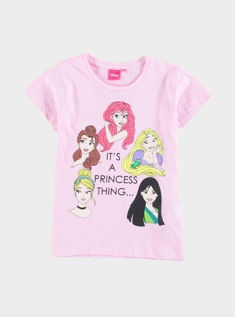 T-Shirt con stampe Princess