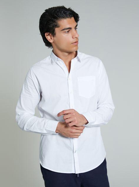 Camicia strutturata