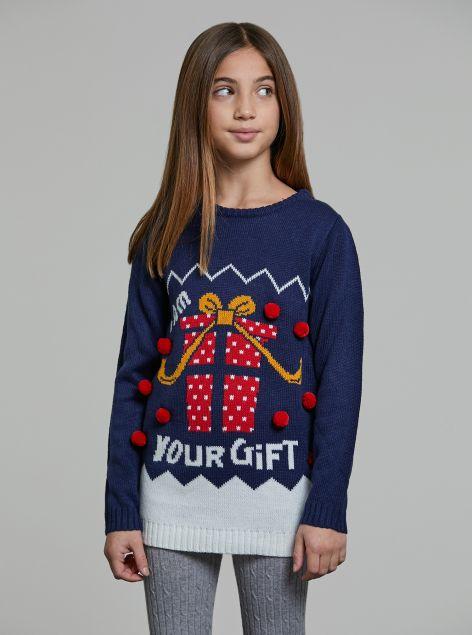 Pullover natalizio