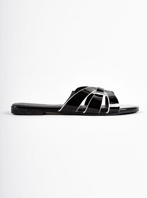 Sandalo vernice