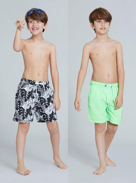 2Pack costume da mare da bambino