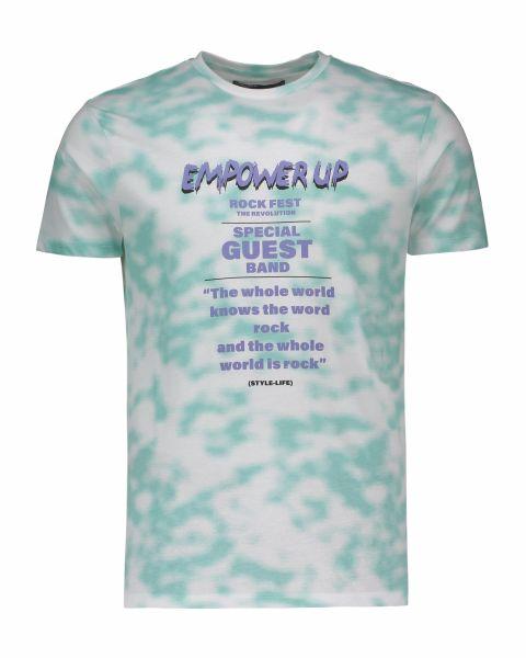 T-Shirt EPW con stampa applicata