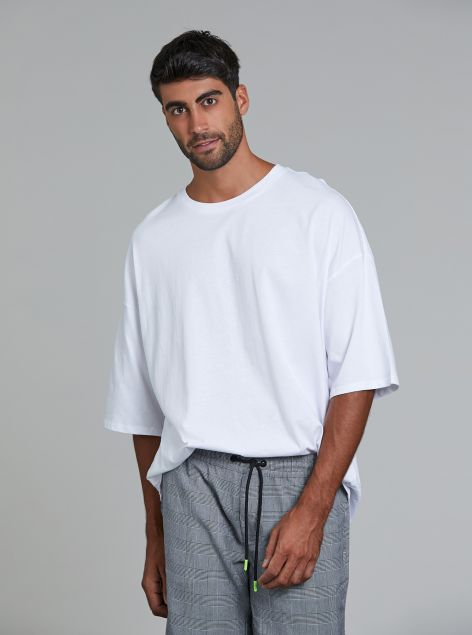 T-Shirt over-size