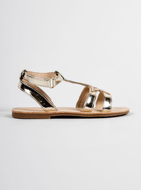 Sandalo effetto specchio