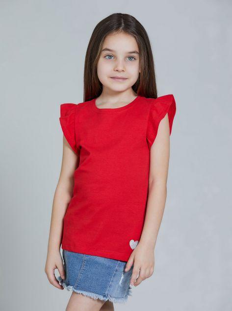 T-Shirt Volant