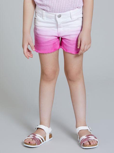 Shorts da bambina
