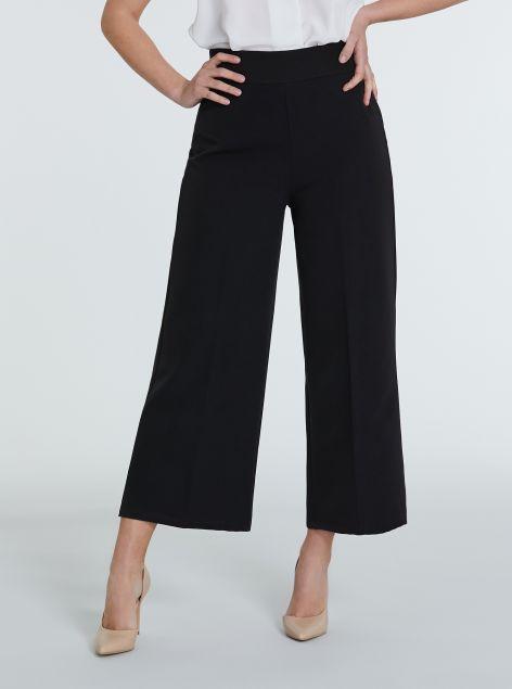 Pantaloni culotte donna