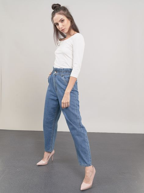 Jeans paperbag