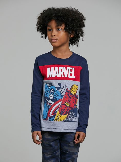 T-Shirt by Marvel