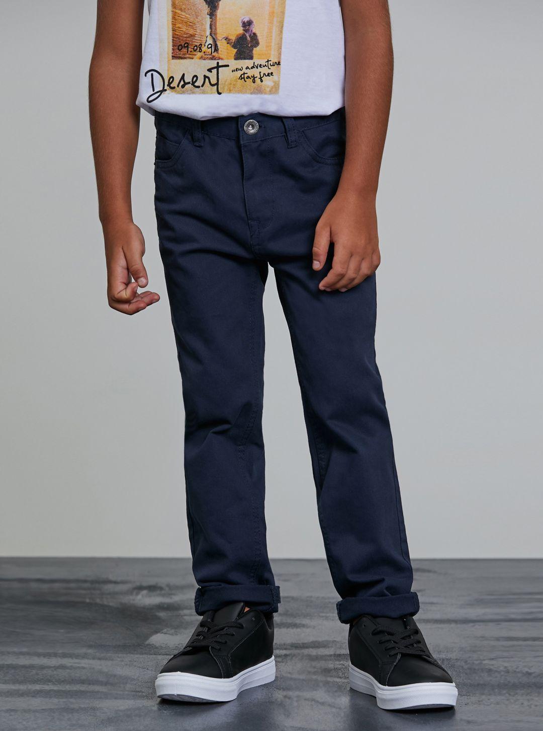 Pantaloni basic 5 tasche