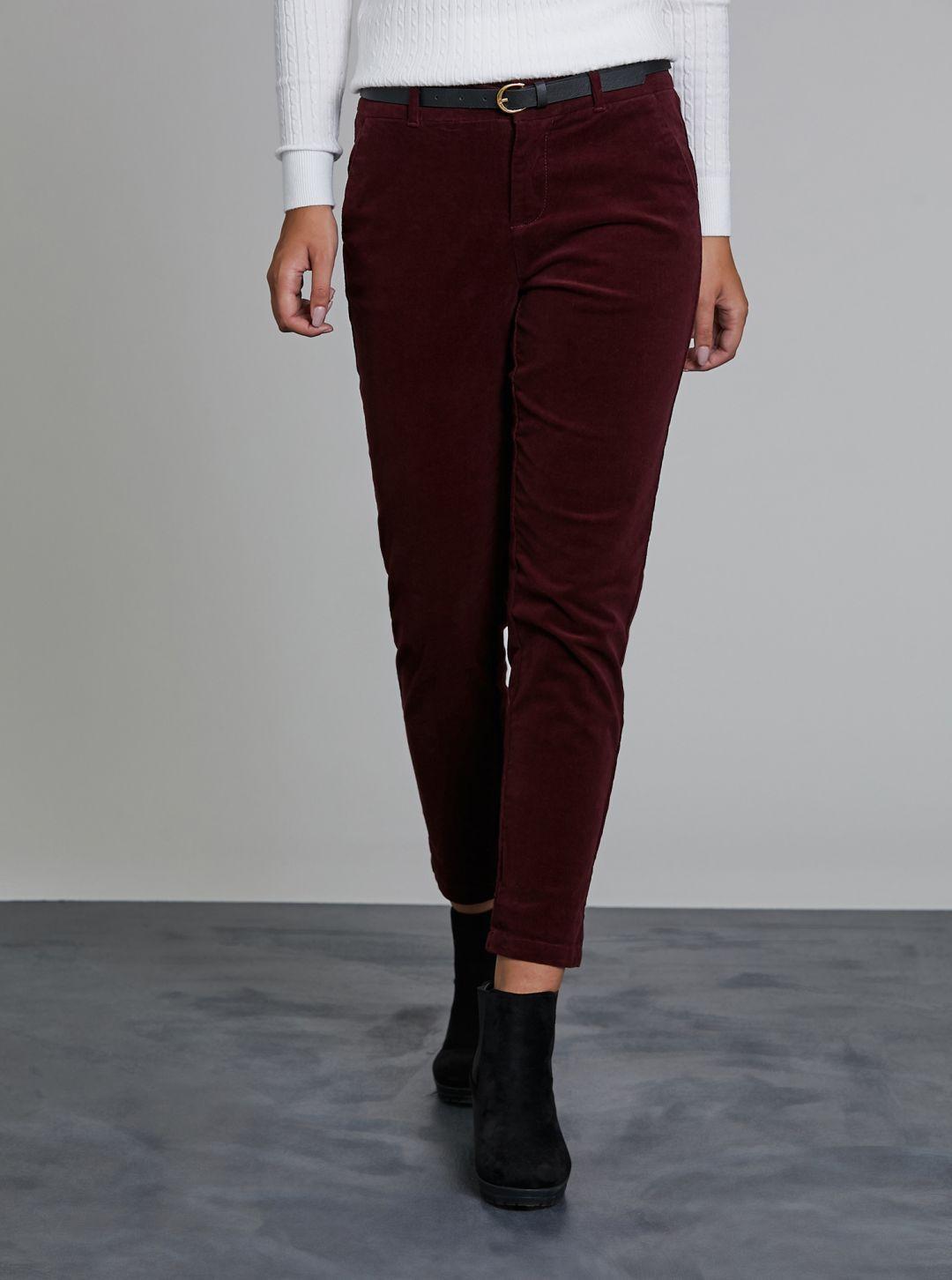 Pantaloni con cintura