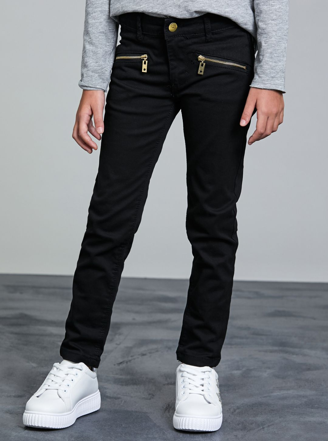 Pantaloni zip