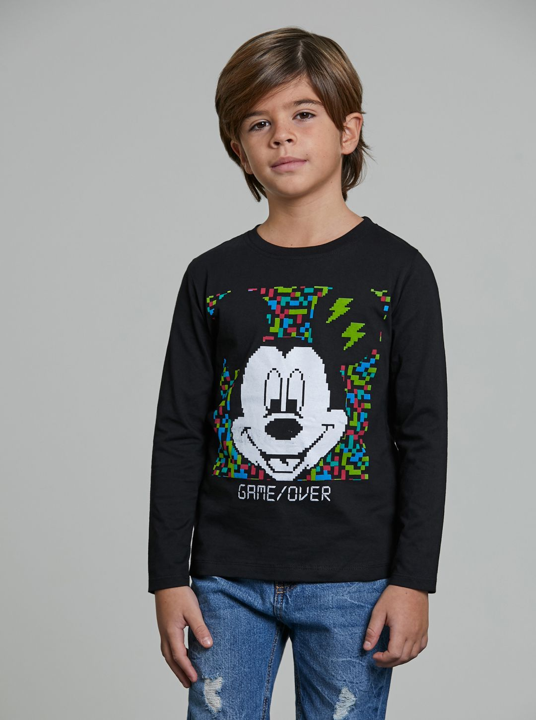 T-shirt by Mickey Mouse