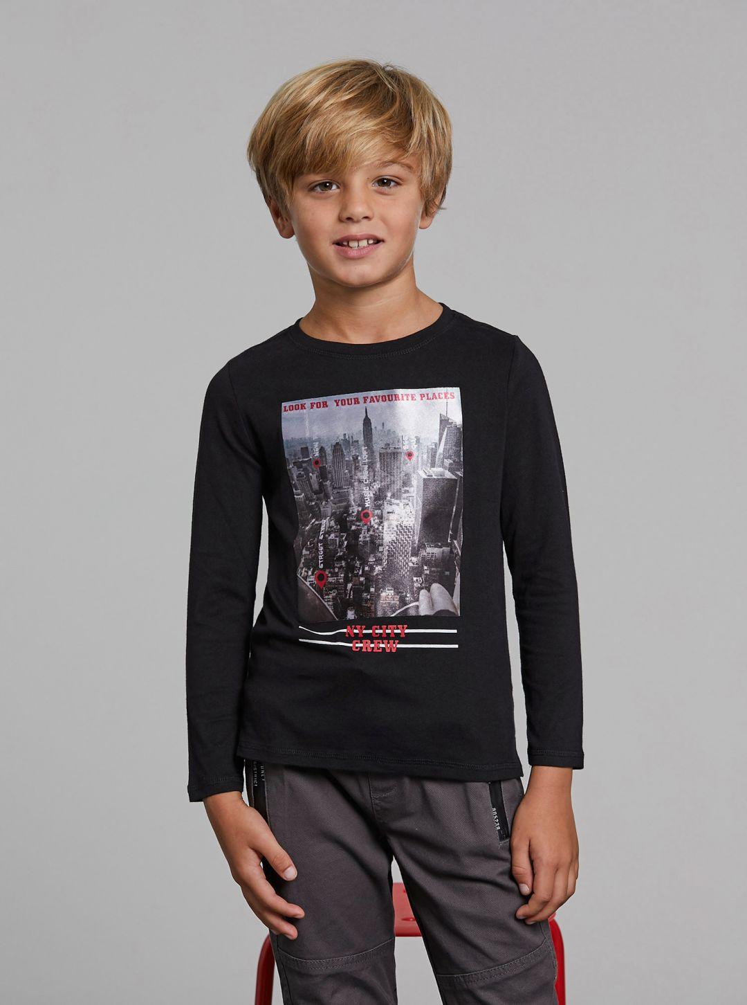 T-Shirt stampa NYC