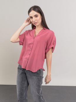 Camicia tessuto morbido