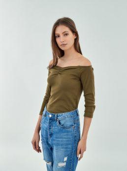 T-Shirt a costine