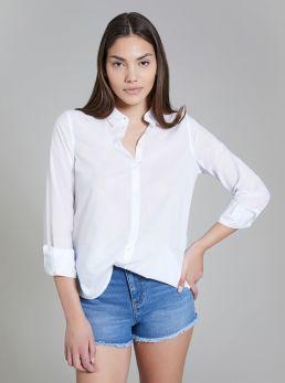 Camicia donna in cotone