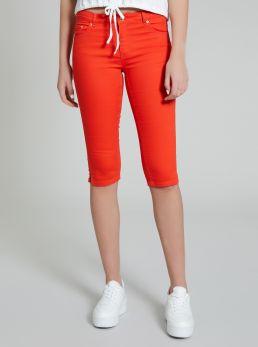 Pantaloni tre quarti da donna