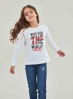 T-shirt manica lunga