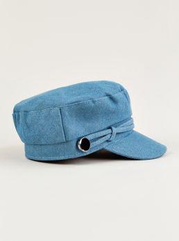 Cappello denim