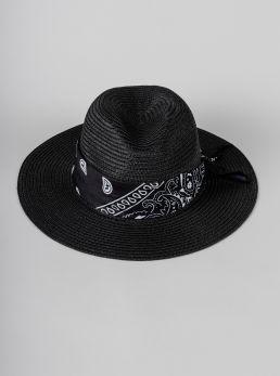 Cappello a  tesa larga da donna